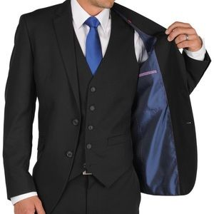 Billy London blazer jacket 36d cut 5043